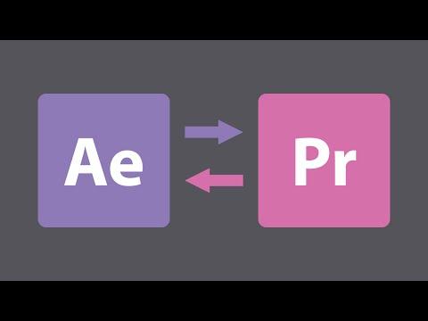 37. After Effects: Integração entre Premiere e After Effects?