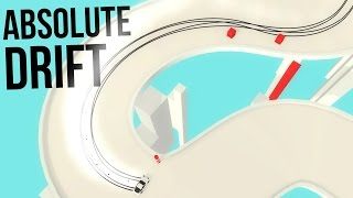Absolute Drift Gameplay - Beauty, Drifting & Gymkhana! - Absolute Drift First Look