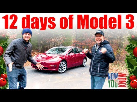 Shiny New Red MODEL 3!!!!