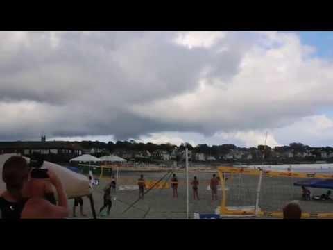 Wind Event at Atlantic Beach club