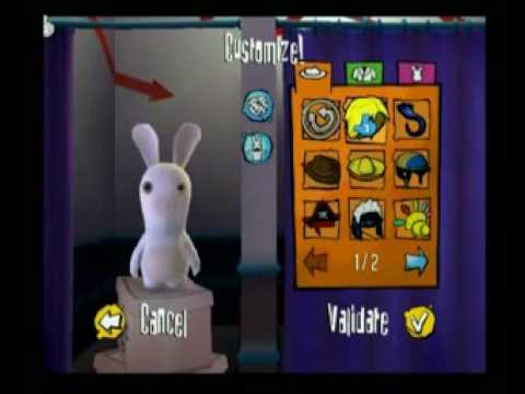 customize your bunny - Raving Rabbids Halloween Costume