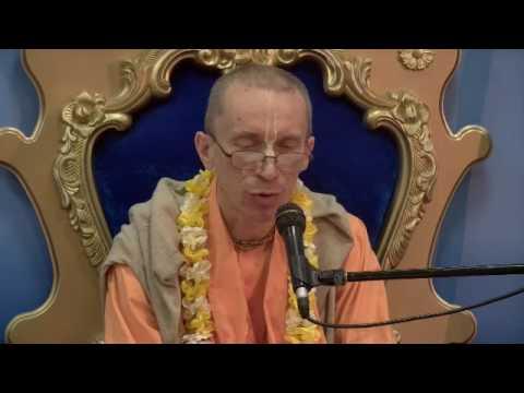 Шримад Бхагаватам 1.11.33 - Бхакти Ратнакар Амбариша Свами