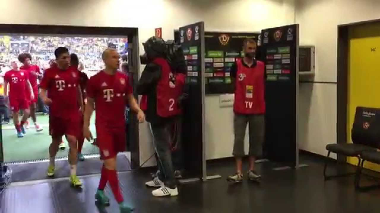 Dynamo Dresden Gegen Bayern