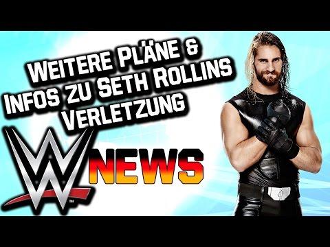 Alle Pläne und Infos zu Seth Rollins' Verletzung | WWE NEWS 43/2015
