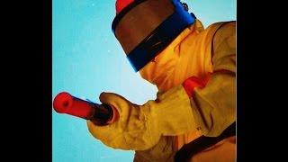 пескоструйная обработка металла(пескоструйная обработка в Минске, пескоструйные работы, пескоструй видео., 2016-04-13T17:17:26.000Z)