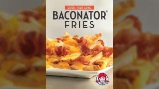 Carbs - Wendy's Baconator Fries