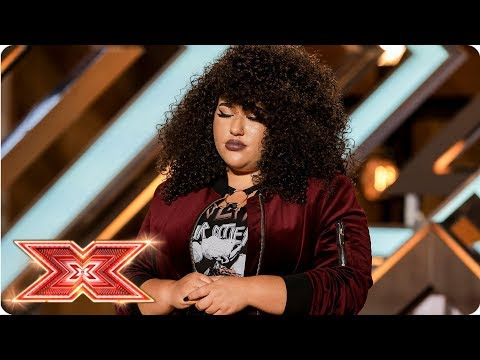 Soulful Shanaya Atkinson-Jones scores SIX yeses! | Auditions Week 1 | The X Factor 2017