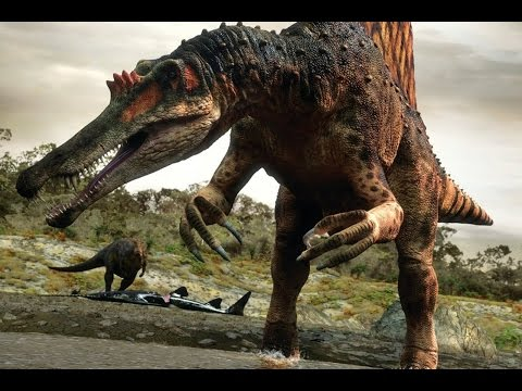Dinosaurs - Prehistoric Predators / Documentary (HD)