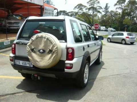 2005 land rover freelander 1 2 0l td4 hse manual auto for sale on auto trader south africa youtube - Espejo retrovisor land rover freelander ...