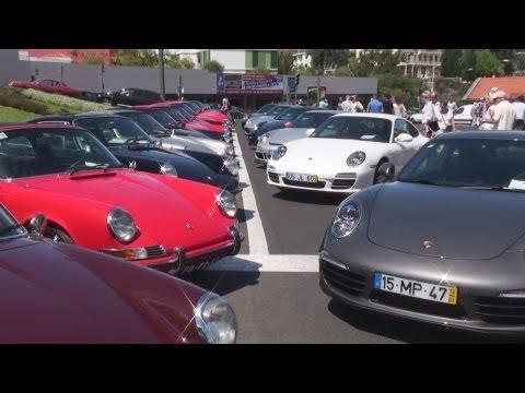 Exposição de Carros Clássicos. Exhibition of classic cars in Funchal - Madeira 11.05.2013