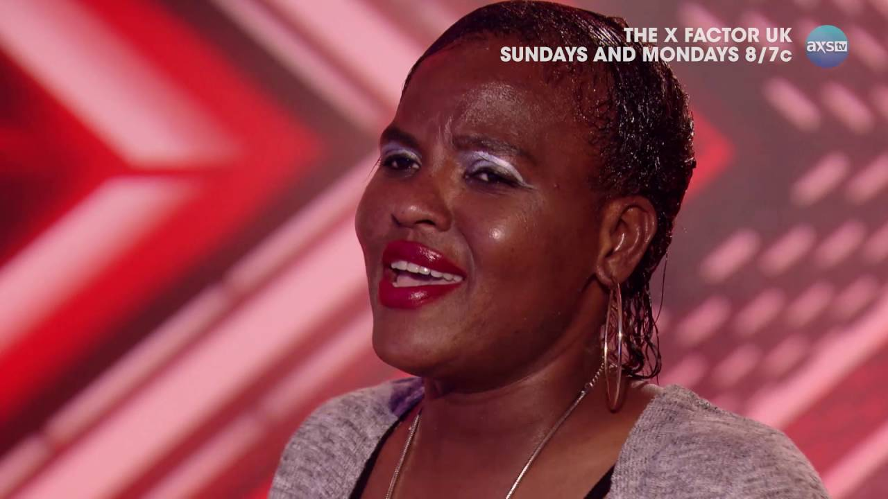 Download Abiola Allicock Gives the Judges the Giggles - The X Factor UK on AXS TV