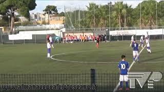 Serie D Girone E Ostia Mare-Sangiovannese 1-3