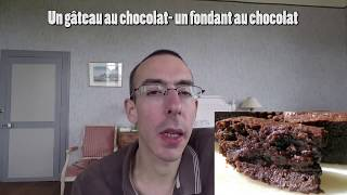 French practice- find out the ingredients
