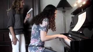 Single Girls - Laura Jansen (Piano + vocal cover)