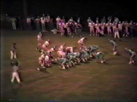 1986 Thomas Jefferson Academy Jaguars at Robert Toombs Academy Crusaders (football)
