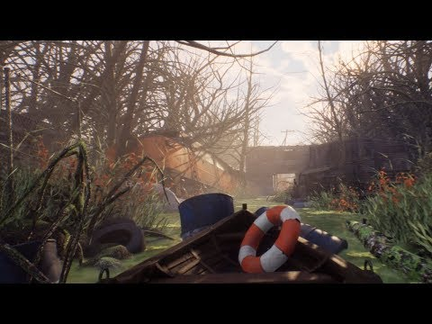 Swamp Town (Unreal Engine 4)