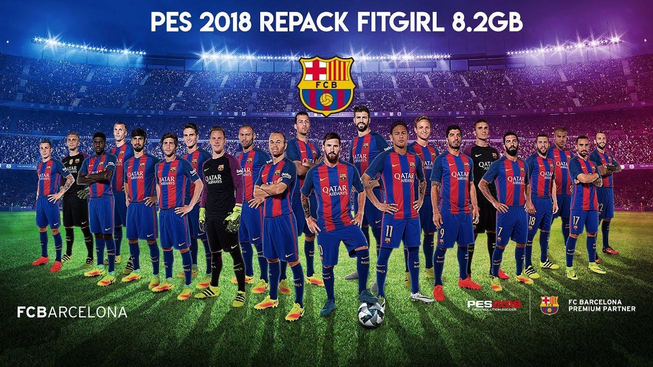 download pes 2017 repack fitgirl