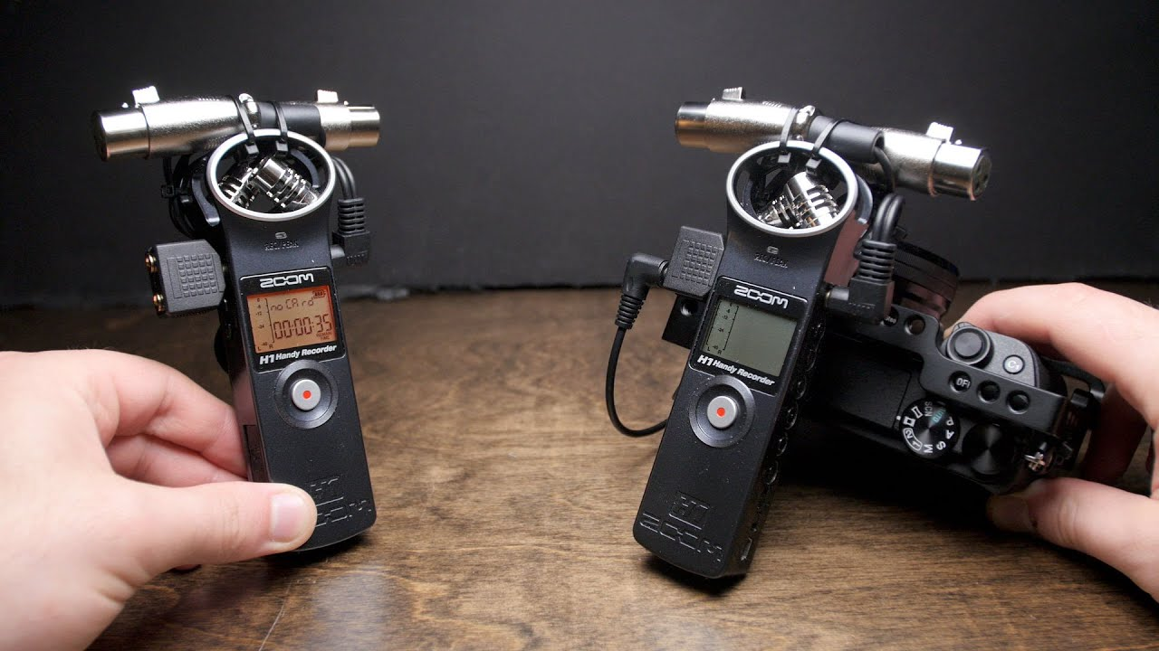 How To Upgrade Your Zoom H1 Recorder For 15 Youtube