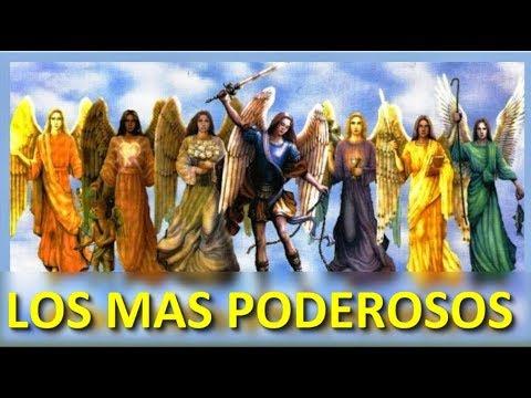 Los 7 ARCANGELES mas PODEROSOS de DIOS - �Quienes son y cuando llamarlos