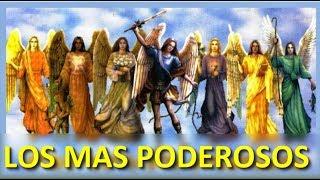 Los 7 ARCANGELES mas PODEROSOS de DIOS - ¿Quienes son y cua...