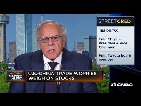 Former Chrysler President On Renault Merger