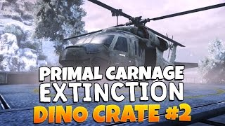 Primal Carnage: Extinction | DINO CRATE #2 UNBOXINGS