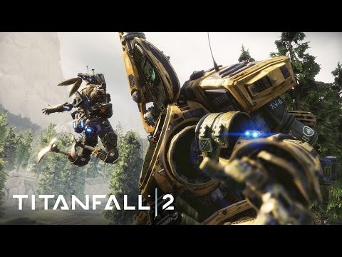 Titanfall 2 Campaign and Multiplayer Gameplay Trailer (Titanfall 2 Gameplay) (PC, PS4, Xbox One)
