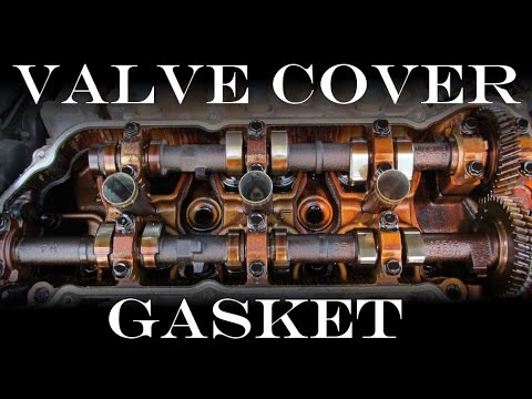 Valve Cover Gasket Replacement Camry V6