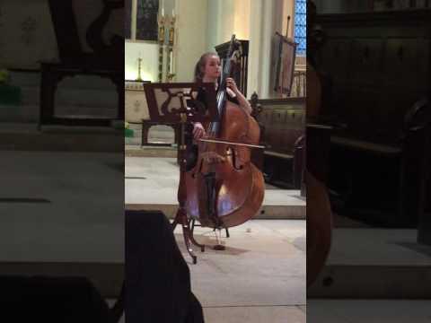 Double Bass Recital April 2017 - by Jess Price