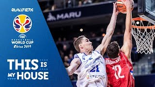 NIKE Top 5 Plays - European Qualifiers - Feb 21st - 6th Window - FIBA Basketball World Cup 2019