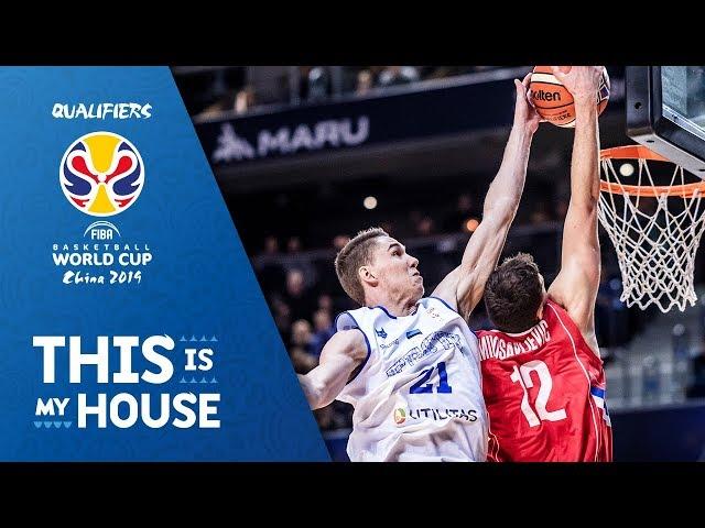 NIKE Top 5 Plays - European Qualifiers - Feb 21st - 6th Window - FIBA Basketball World Cup 2019