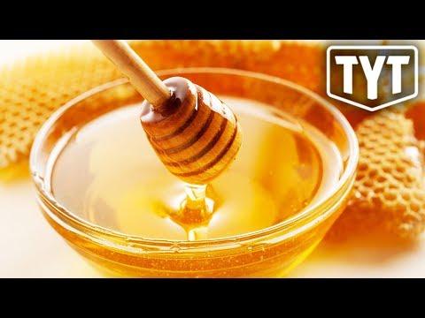 Man Arrested For Honey