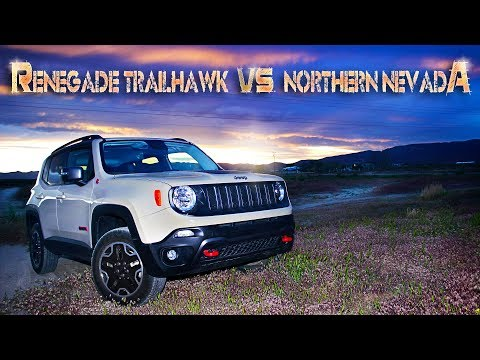 Renegade Trailhawk vs. Northern Nevada