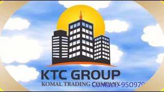 KTC - KOMAL TRADING COMPANY