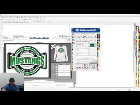 Template Detail Steps Tutorial TRW Design Wizard 3.0 183