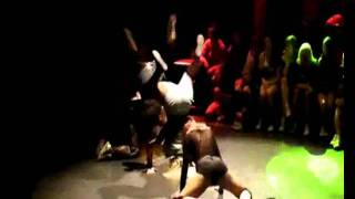 Ivan i Oldman BORN TO DANCE 1st place Dancehall Challenge 2011