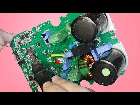 #2 SIRIO ENTRY 230. Ремонт частотного преобразователя для насоса.