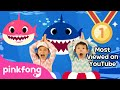 Baby Shark Dance | Sing And Dance | Animal  | Pinkfong  For Children