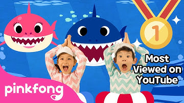 Baby Shark Dance | Sing and Dance! | @Baby Shark Official | PINKFONG Songs for Children