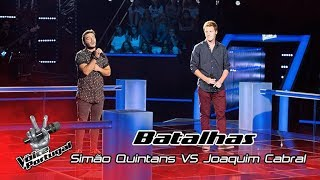 "Simão Quintans VS Joaquim Cabral - ""Sign of the Times"" 