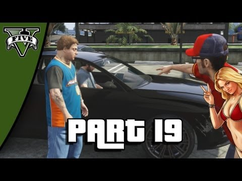 Let's Play Grand Theft Auto 5 - Part 19: Michael Gets Screwed