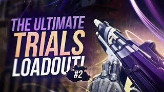 Destiny 2: the ultimate trials of the nine weapon loadout #2 | the dead cliffs best weapons!