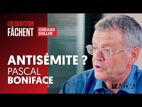 TOUCHY TOPICS #5: ANTISEMITIC ? WITH PASCAL BONIFACE