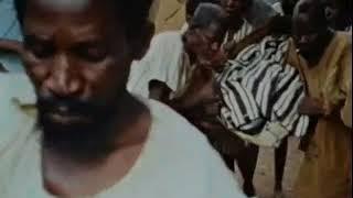 Похоронный ритуал в Африке