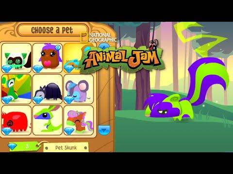 ANIMAL JAM LET'S PLAY EP39   MORE PETS!   RADIOJH GAMES