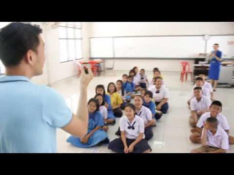 สนุกกับเกมภาษาอังกฤษ@อุเทนพัฒนา สพม.22