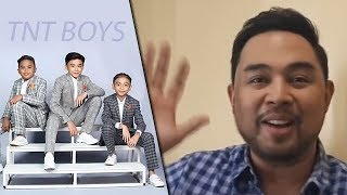 Jed Madela invites you to watch TNT Boys' World Tour!