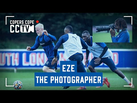 Palace Training: Goals from Edouard, Hughes and Olise plus Eze takes plays 📷 |  Closed TV circuit
