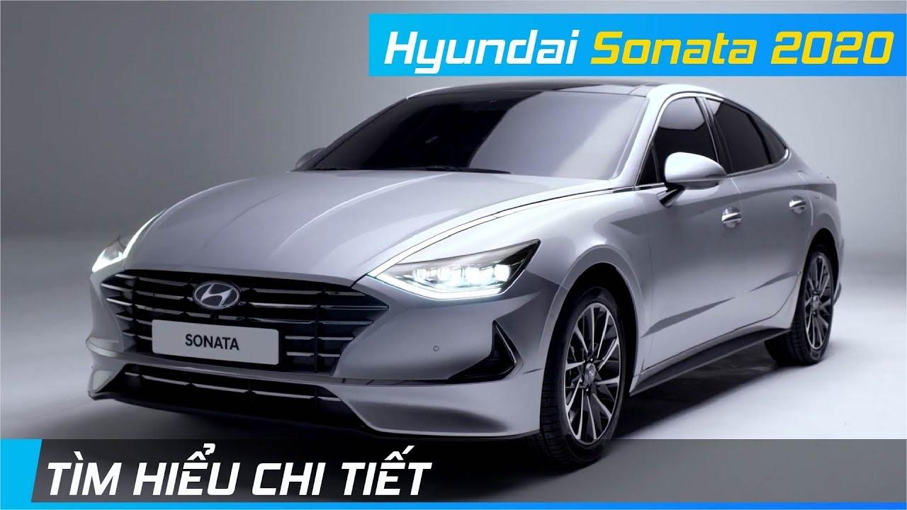 Chi tiết Hyundai Sonata 2020 | Dùng công nghệ đè bẹp các đối thủ! XE24h