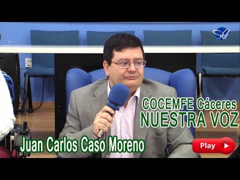 COCEMFE Nuestra Voz - Juan Carlos Caso Moreno